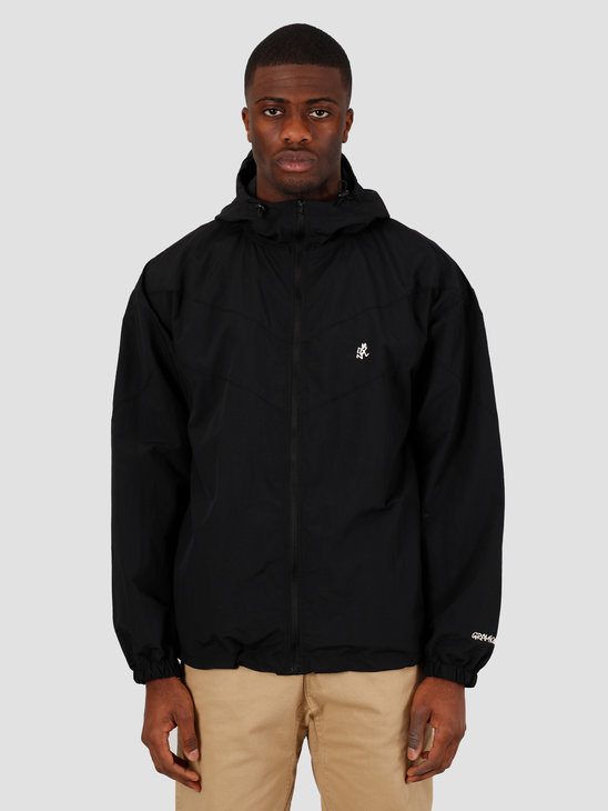 Gramicci Shell Jacket Black GUJK-20S040