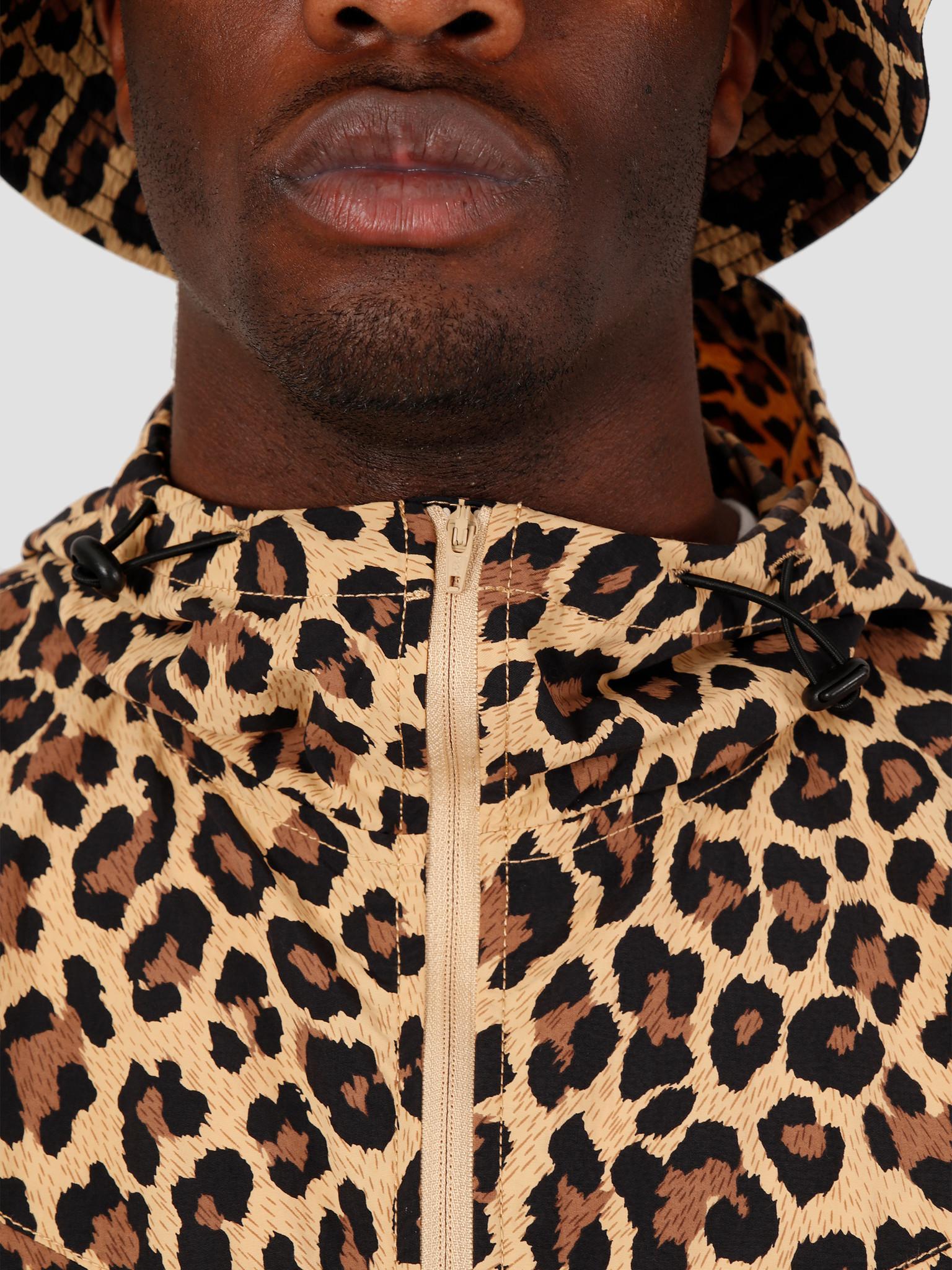 Gramicci Gramicci Shell Jacket Leopard GUJK-20S040