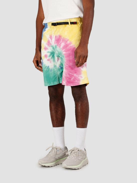 Gramicci Tie Dye G Shorts Rainbow GMP-20S056