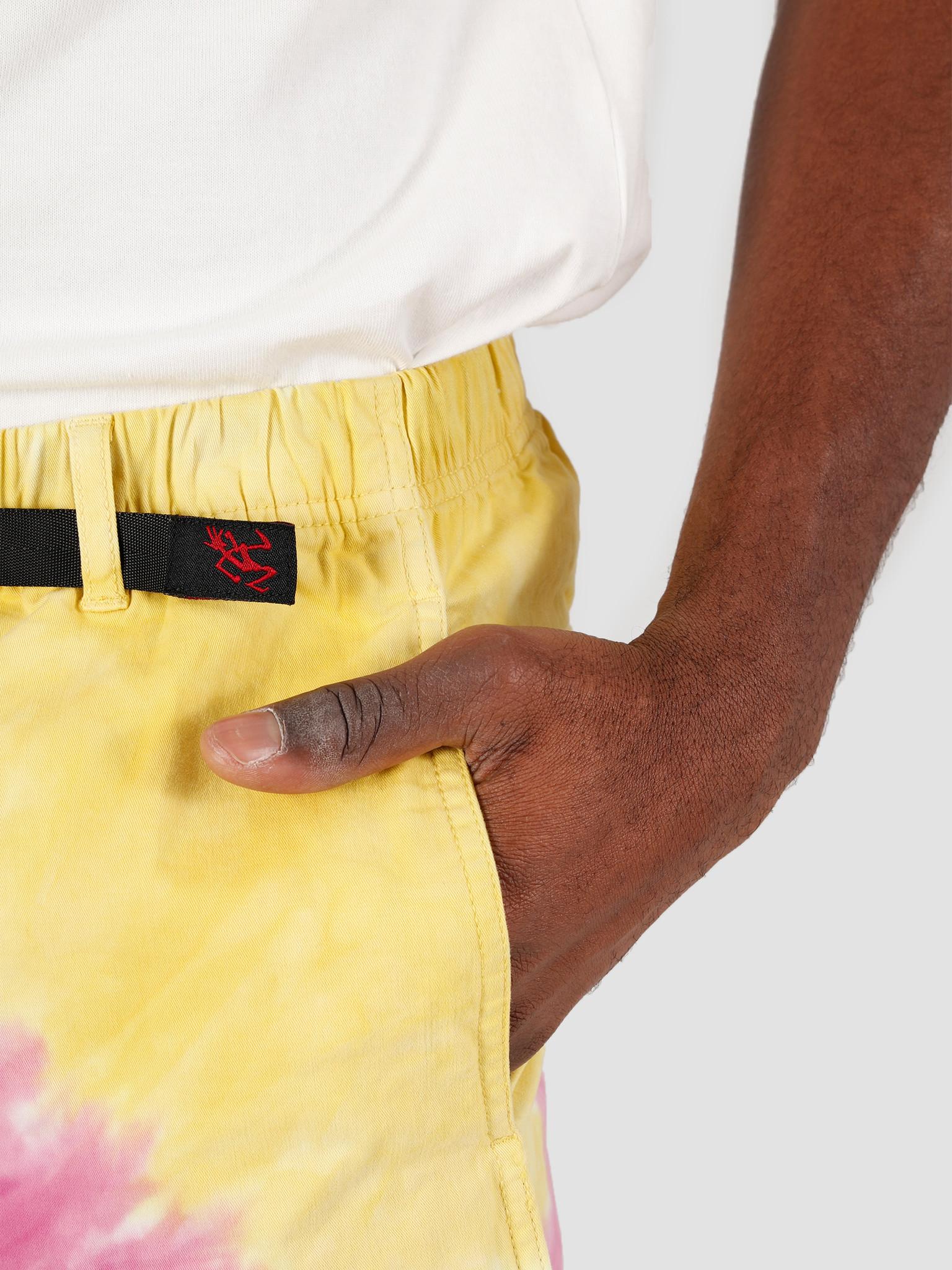 Gramicci Gramicci Tie Dye G Shorts Rainbow GMP-20S056