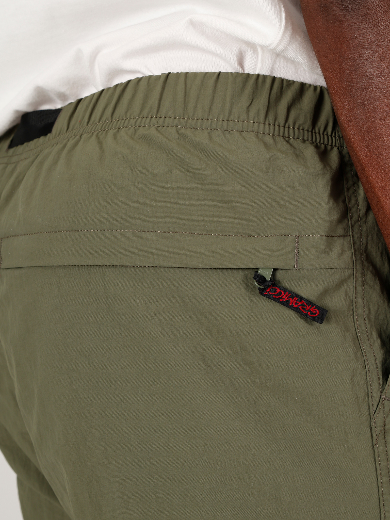 Gramicci Gramicci Shell Packable Shorts Olive GUP-20S037