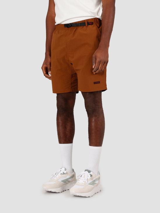 Gramicci Shell Packable Shorts Mocha GUP-20S037