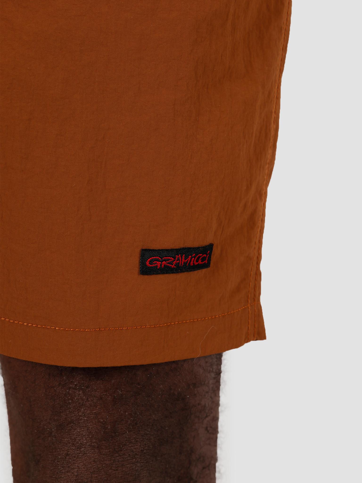 Gramicci Gramicci Shell Packable Shorts Mocha GUP-20S037
