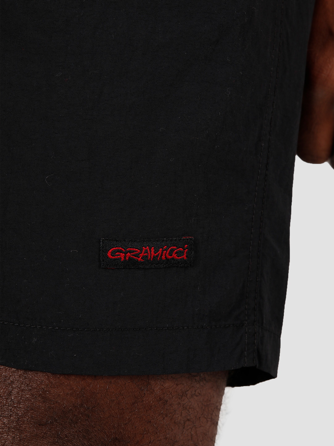 Gramicci Gramicci Shell Packable Shorts Black GUP-20S037
