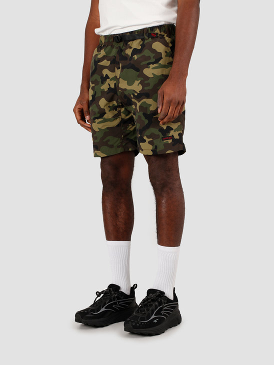 Gramicci Shell Packable Shorts Camo GUP-20S037