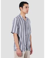 Carhartt WIP Carhartt WIP Chester Short Sleeve Shirt Chester Stripe Black I027507-8990