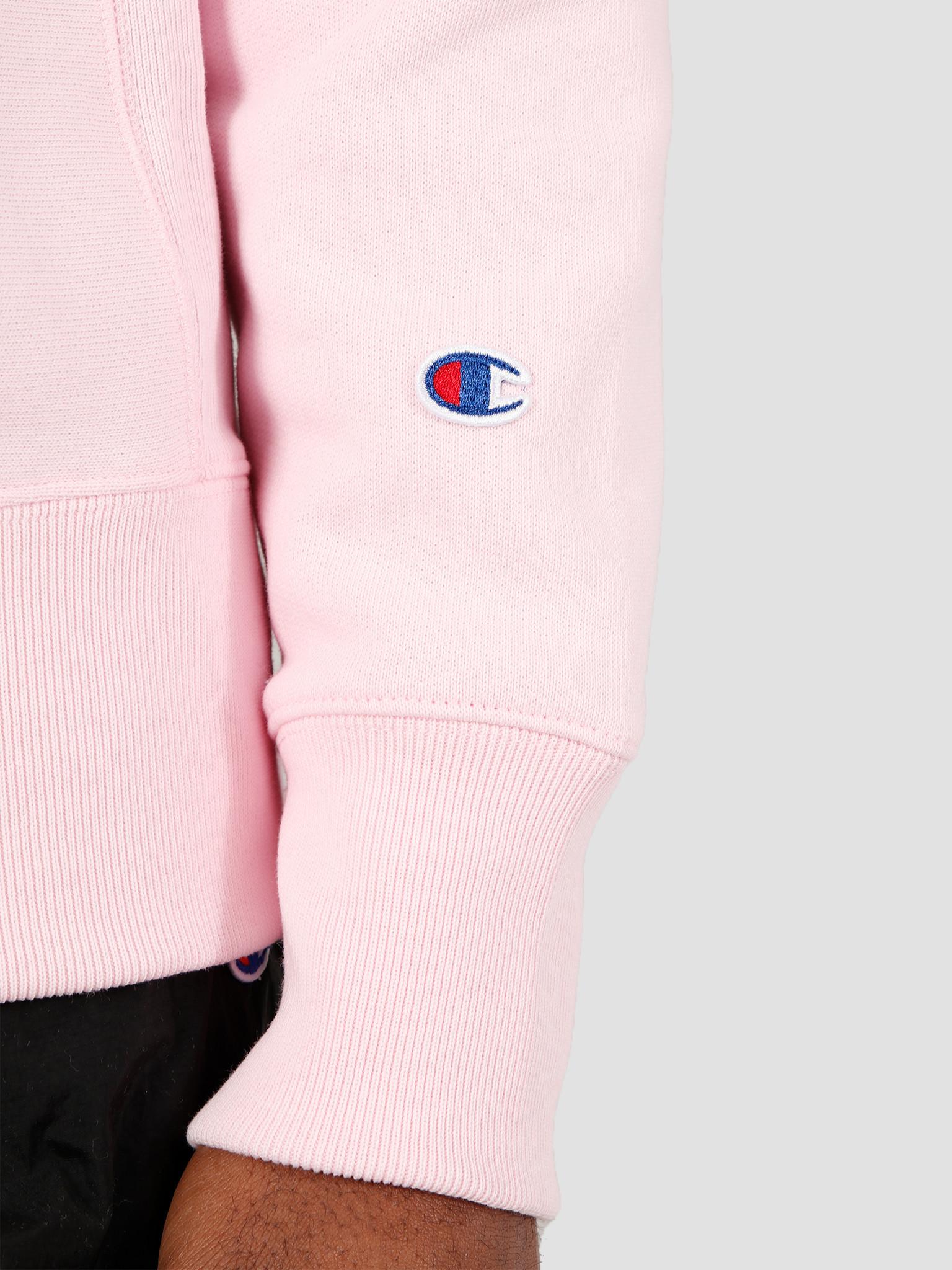 Champion Champion Crewneck Sweatshirt Pink BAP 214676-PS104