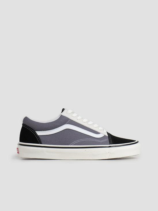 Vans UA Old Skool 36 DX Anaheim OG Black OG Gray OG White VN0A38G2XFI1