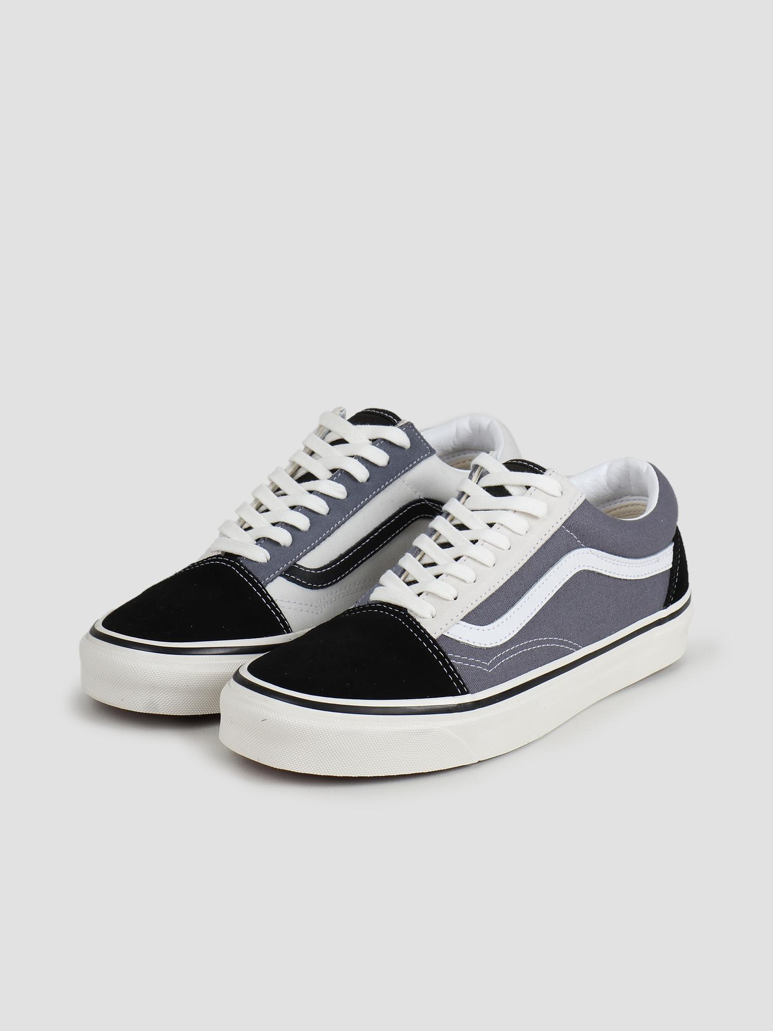 Vans Vans UA Old Skool 36 DX Anaheim OG Black OG Gray OG White VN0A38G2XFI1