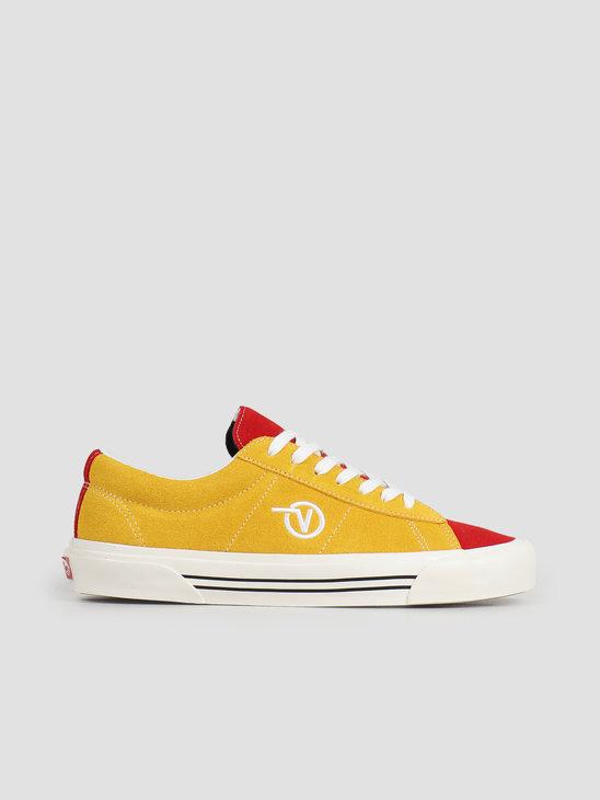 Vans UA Sid DX Anaheim OG Yellow OG Red OG Emerald VN0A4BTXXIE1