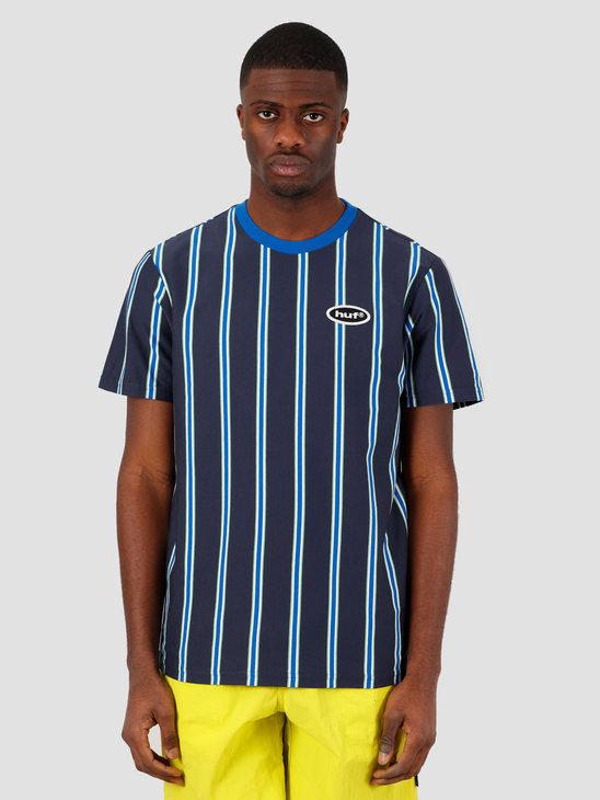 HUF Jerome Yds T-Shirt Knit Top Navy Blazer KN00167