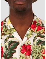 HUF HUF Paraiso Resort Shortsleeve Woven Shirt Natural BU00068