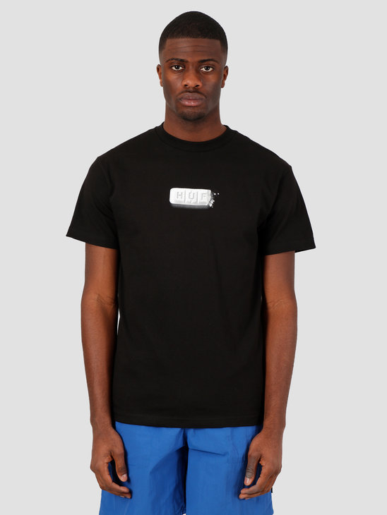 HUF Youth Of Today T-Shirt Black TS01020