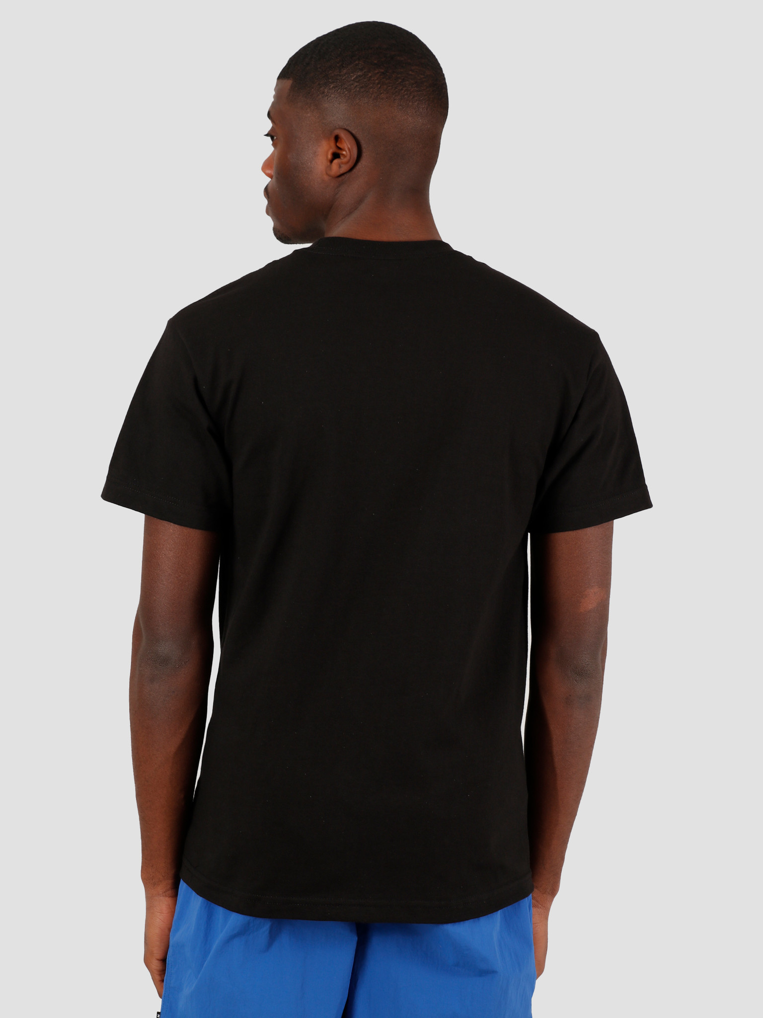 HUF HUF Youth Of Today T-Shirt Black TS01020