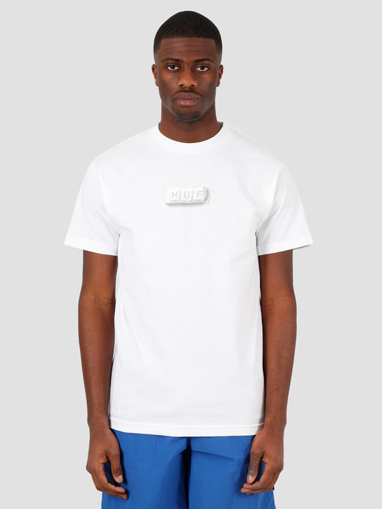 HUF Youth Of Today T-Shirt White TS01020