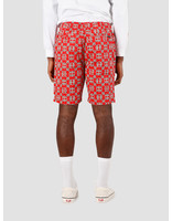 HUF HUF Atelier Easy Short Red PT00141
