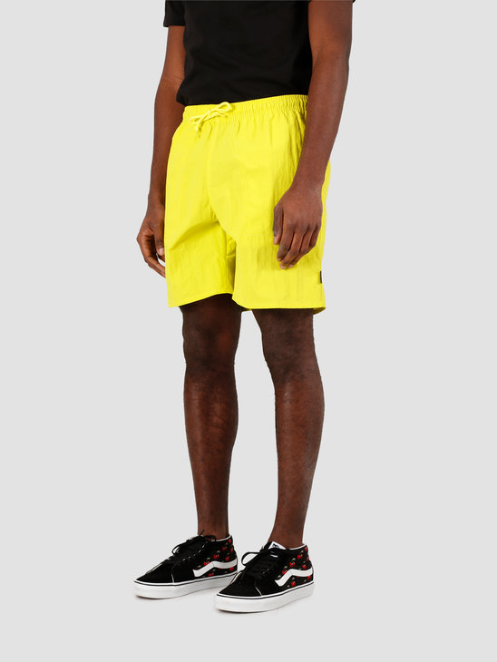 HUF Dwr Fuck It Easy Short Hot Lime PT00118