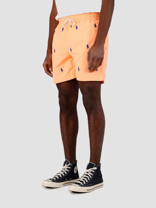 Polo Ralph Lauren Traveler Short Orange Splash 710787325001