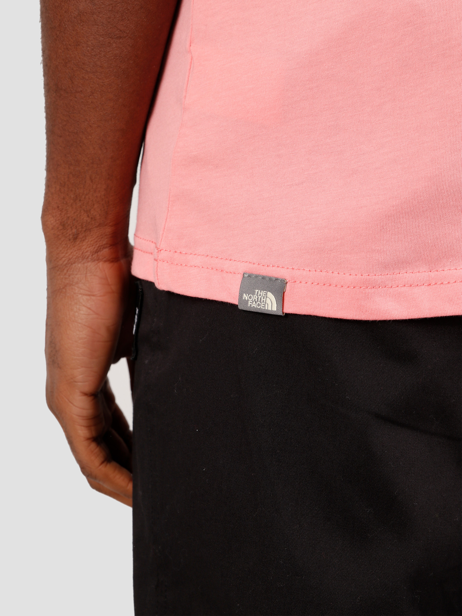 The North Face The North Face Short Sleeve Simple Dome Tee Mauveglow NF0A2TX5HK41