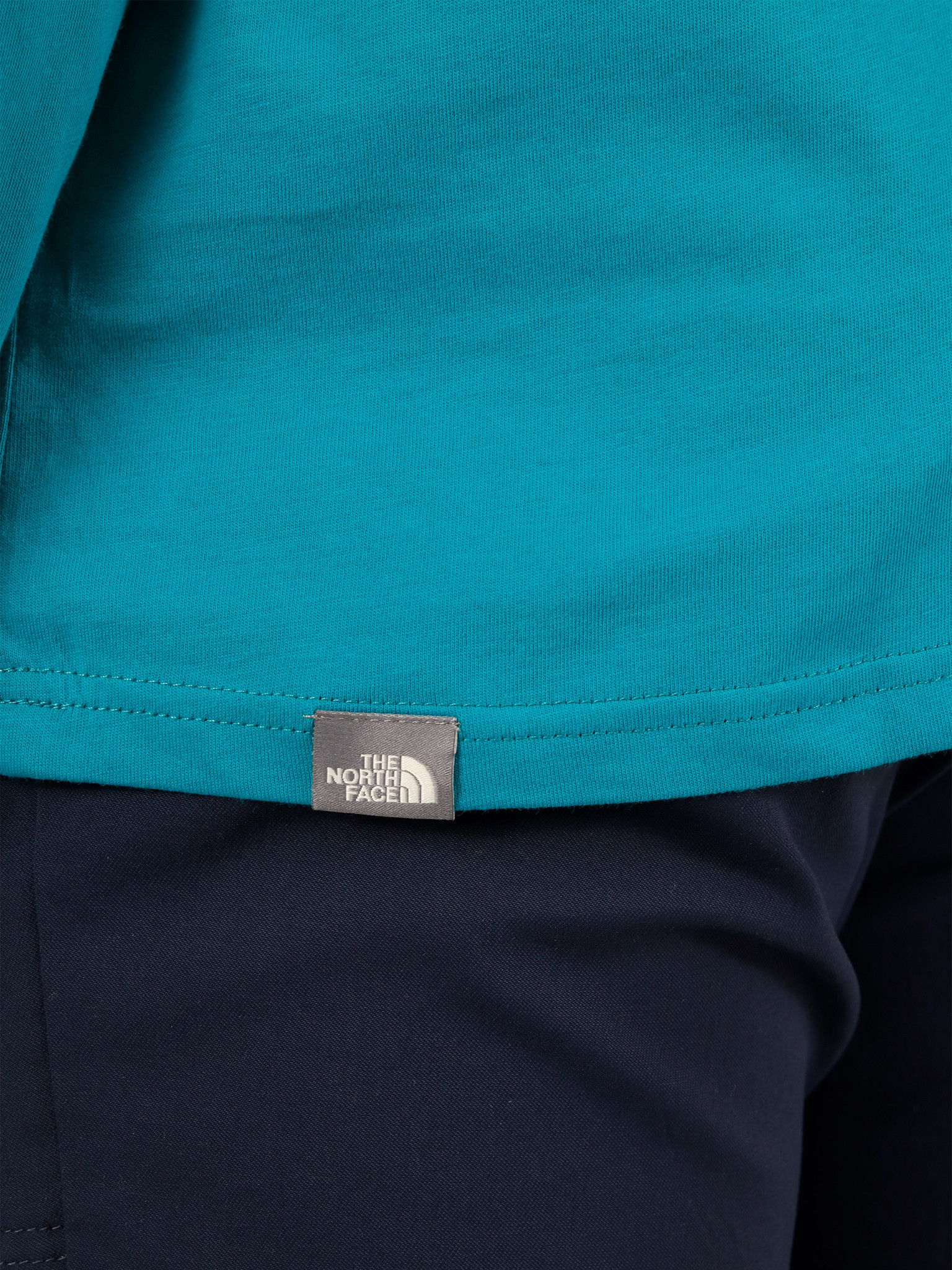 The North Face The North Face Longsleeve Easy Tee Fanfare Green NF0A2TX1H1H1