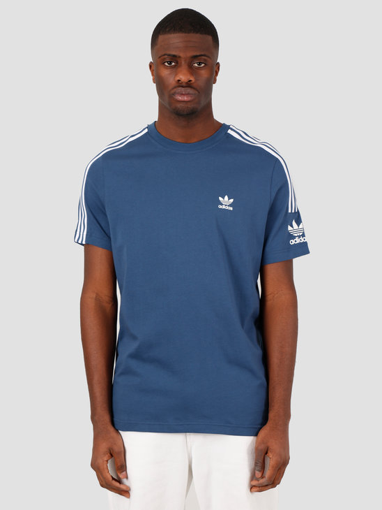 adidas Tech T-Shirt Night Marine FM3798