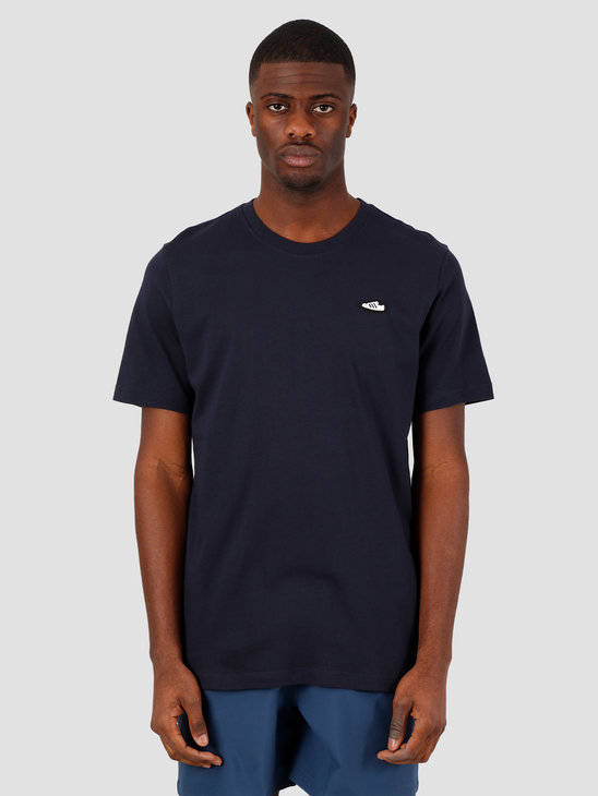 adidas Sst Emb T-Shirt Legend Ink FM3377