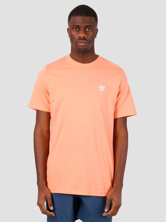 adidas Essential T-Shirt Chalk Coral FM9963