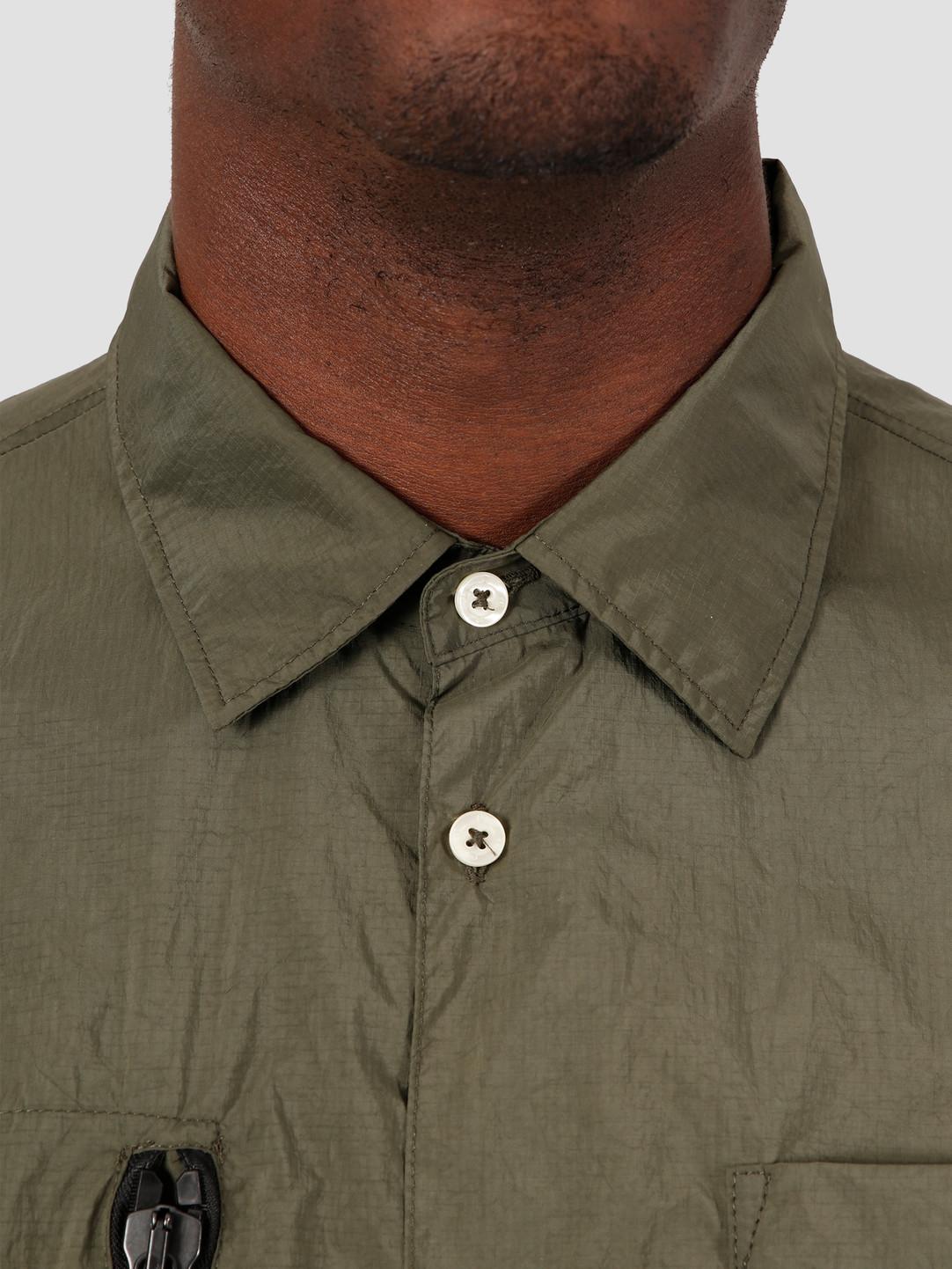 Champion Champion Shirt Green IRL 214507-GS519