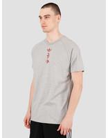adidas adidas Zeno T-Shirt Medium Grey Heather Scarle FS7328