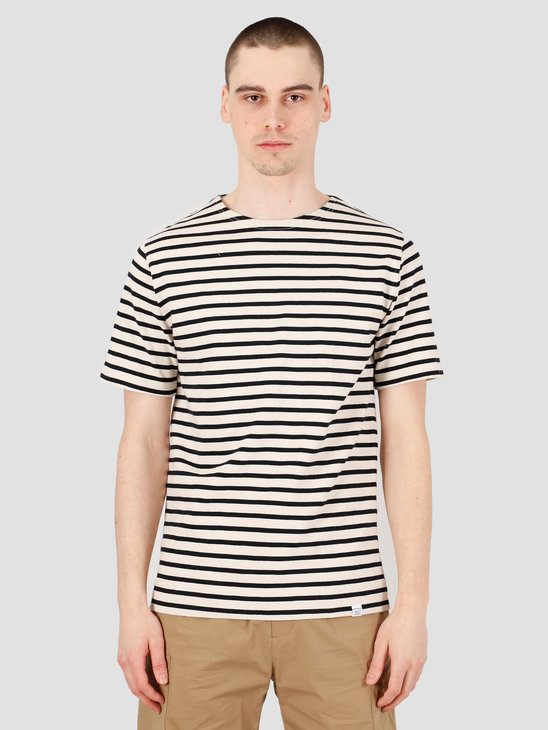 Norse Projects Godtfred Classic Compact T-shirt Ecru N01-0445-0957