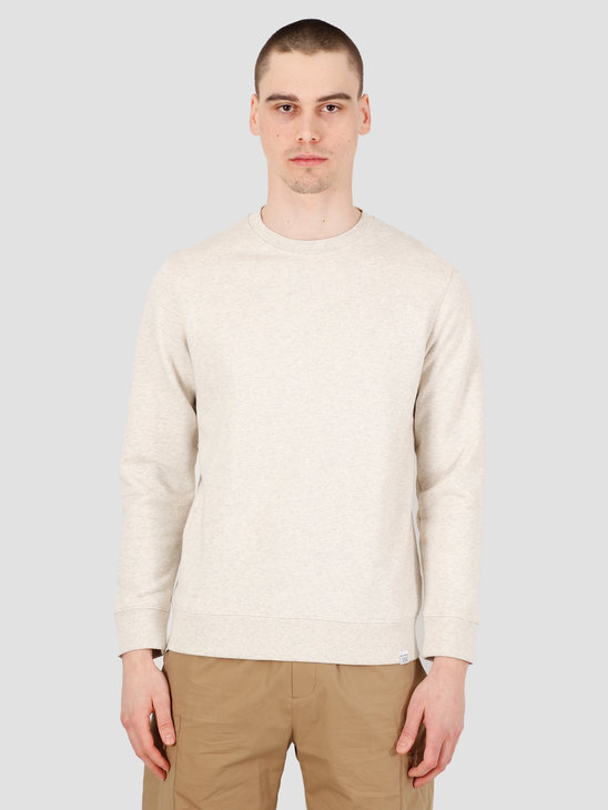 Norse Projects Vagn Classic Crewneck  Oatmeal Melange  N20-0261-2003
