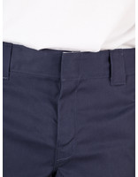 Dickies Dickies Slim Stgt Work Short Navy Blue DKWE273XNV01