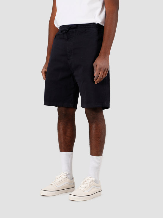 Carhartt WIP Lawton Short Dark Navy I026518-1CGD