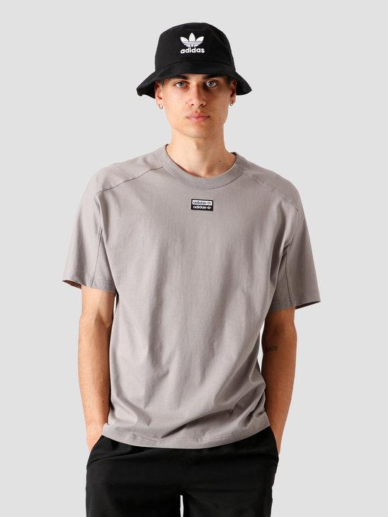 adidas Fs Grp T-Shirt 2 Dove Grey FM2219