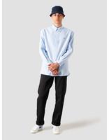 Lacoste Lacoste 1HC2 Men's Long Sleeve woven shirt 02 Hemisphere Blue White CH3942-01
