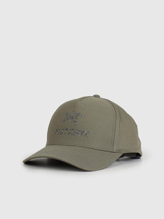 Arc'teryx Multi Crest Ball Cap Light Wildwood 25192