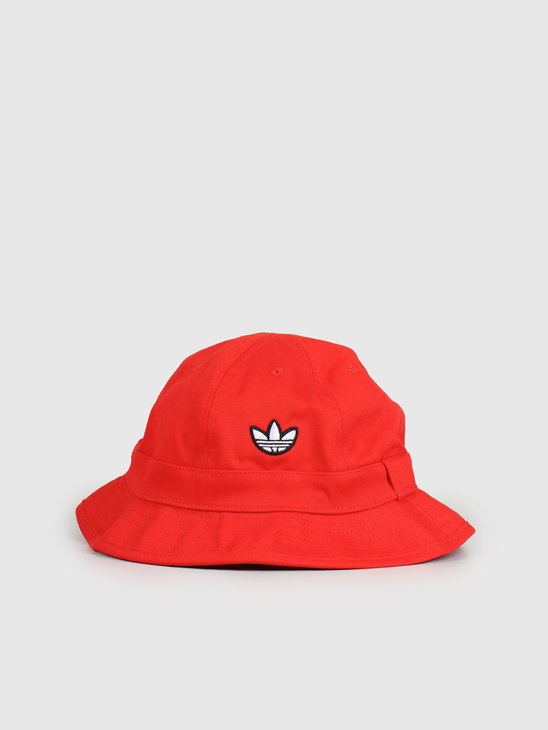 adidas Samstag Bucket Red White FM1319
