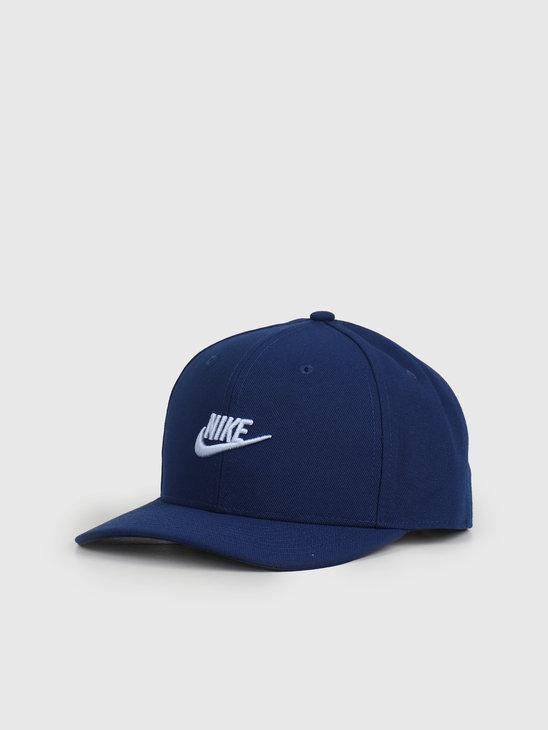 Nike NSW Clc99 Fut Snapback Blue Void Hydrogen Blue AV6720-493