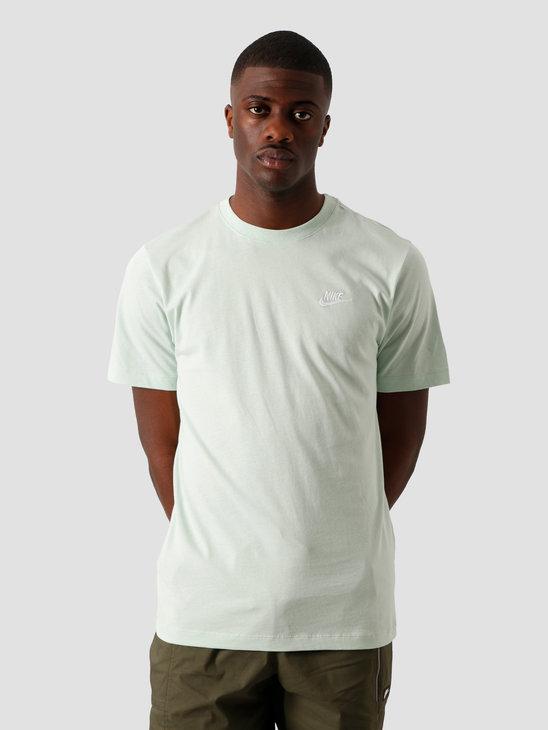 Nike NSW Club T-Shirt Pistachio Frost White AR4997-321