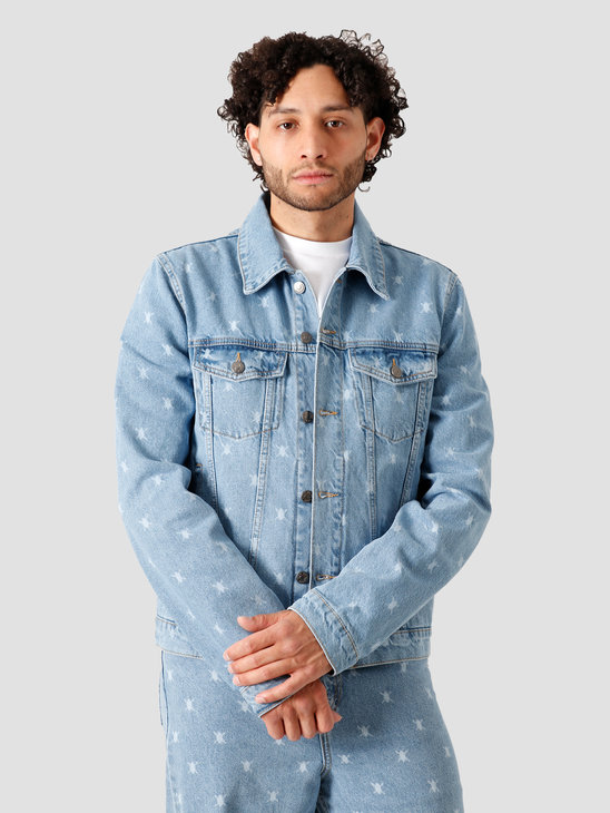 Daily Paper Rejean Jacket Light Blue 20S1AC53-02-2