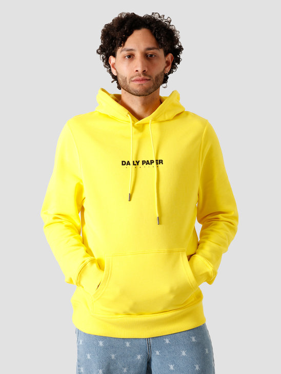 Daily Paper Remulti Hoodie Yellow 20S1HO50-02