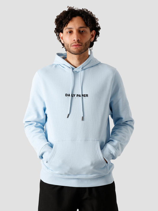 Daily Paper Remulti Hoodie Light Blue 20S1HO50-01