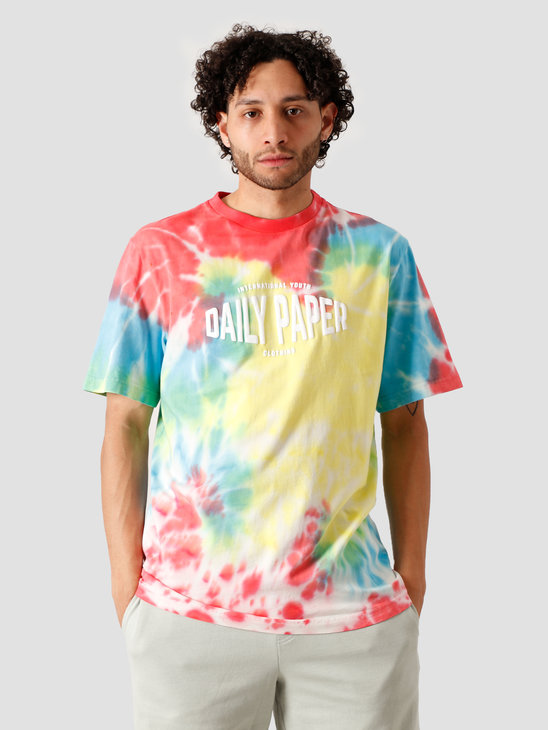 Daily Paper Reprime T-shirt Multi Colored 20S1TS50-01