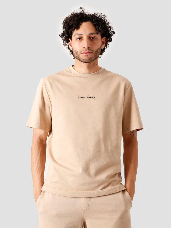 Daily Paper Refarid T-shirt Beige 20S1TS53-02