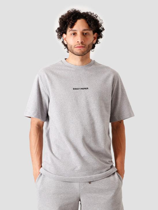 Daily Paper Refarid T-shirt Grey Melange 20S1TS53-03