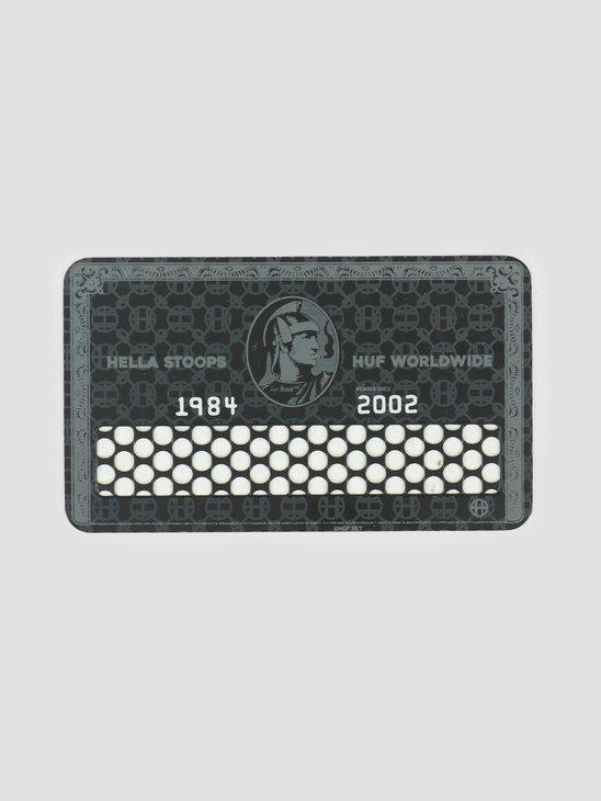 HUF Black Card Shreder Black AC00336