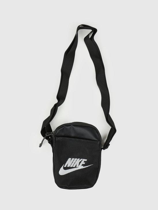 Nike Heritage S Smit Black Black White BA5871-010