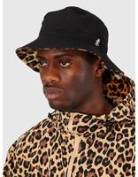 Gramicci Gramicci Shell Reversible Hat Leopard Black GAC-20S042