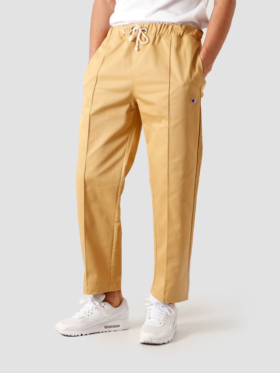 Champion Straight Hem Pants Brown PRR 213607-YS067