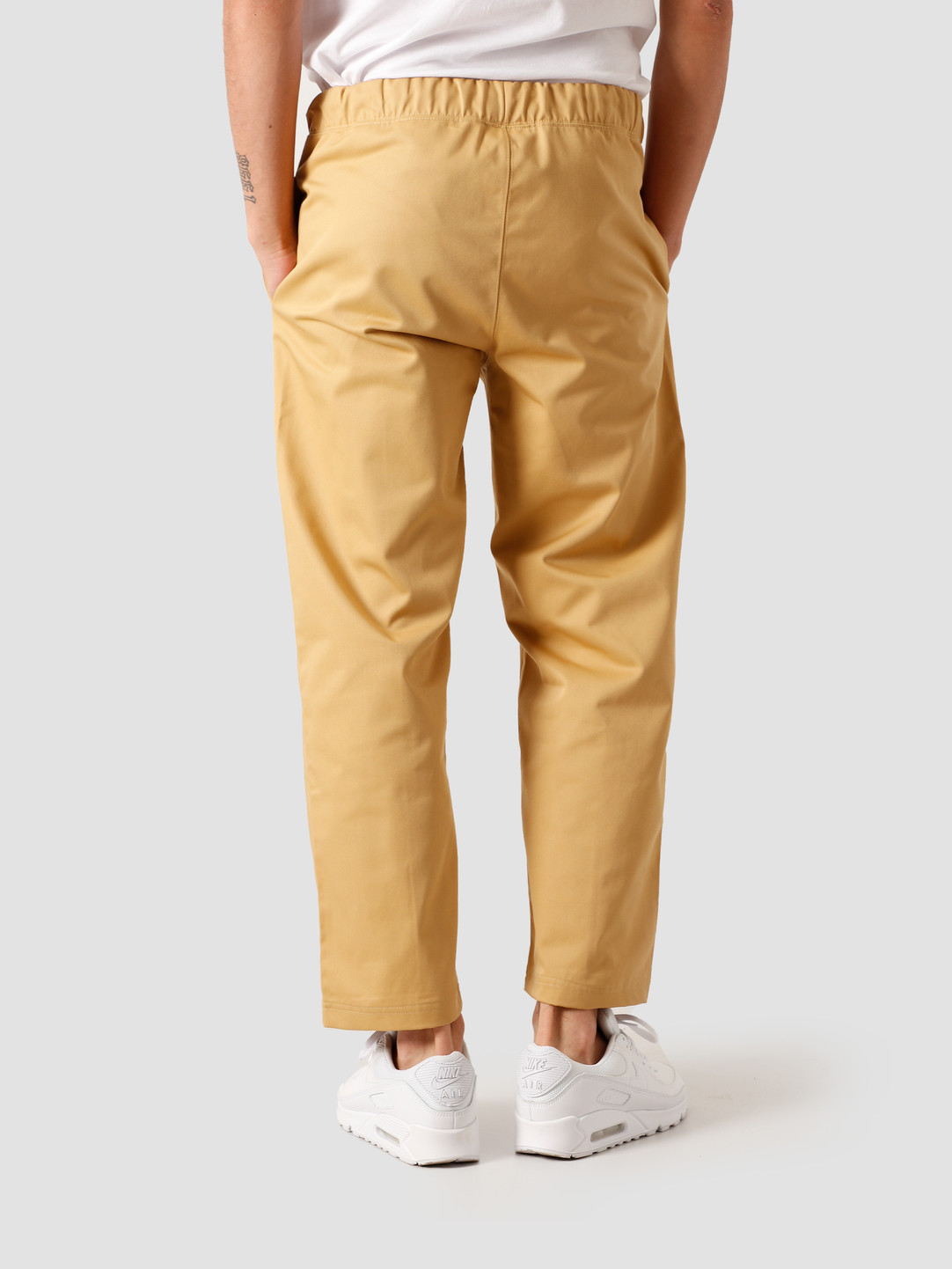 Champion Champion Straight Hem Pants Brown PRR 213607-YS067